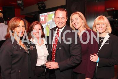 Ereana Ashton, Cindy Hardeman, Matt Davis, Terri Lamb, Caroline Alexander,  Photo by Tony Powell