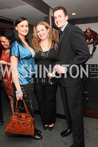 Natalie Voight, Amber Yancey, Drew Gehringer,  Photo by Tony Powell