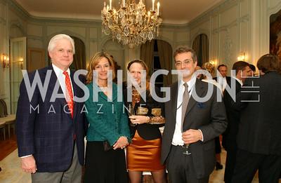Bill Moorhead, Mariella Trager, Kristin Killion, David Killion (James R. Brantley)