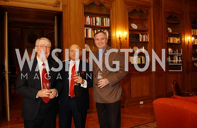 Don Beazley, Richard Barron, Tariq Salahi (James R. Brantley)