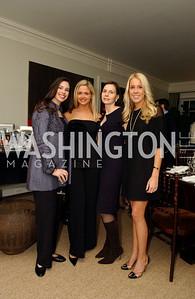 Aimee Lehrman, Sharon Bradley, Ludmilla Cafritz, Darcy Jones (James R. Brantley)