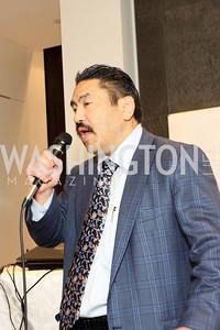 Robert Hisaoka. Photograph by Tony Powell