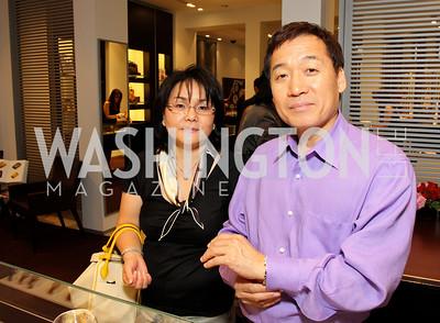 Yeon Han, Kevin Han. Photograph by Tony Powell