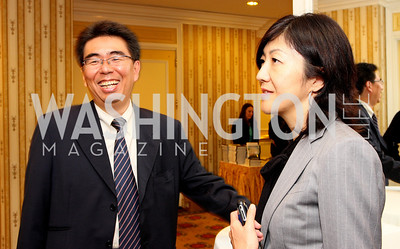 hidenaka kato,  yomiuri shimbun, aya igarashi,Photo by Tony Powell