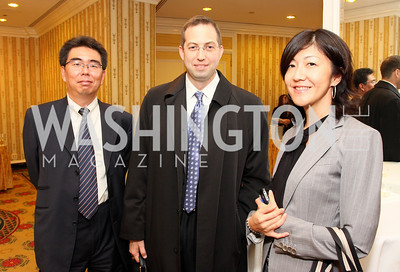 hidenaka kato, derek mitchell, yomiuri shimbun,  aya igarashi, Photo by Tony Powell
