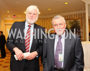 charles snyder, william lowther, Photo by Tony Powell