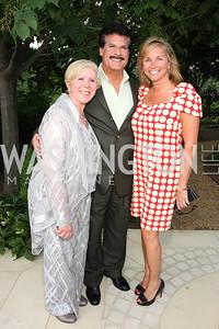 Leah Gansler, Randall Odeneal, Sue Falk, Photograph by Betsy Spruill Clarke