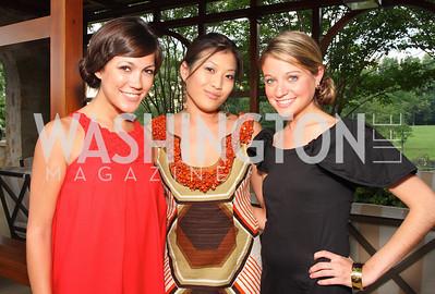 Alana Harrington, Jennie Kim, Rebecca Canan, Photographs by Betsy Spruill Clarke