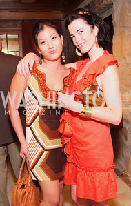 Jennie Kim, Jennifer Hosmer, Photograph by Betsy Spruill Clarke