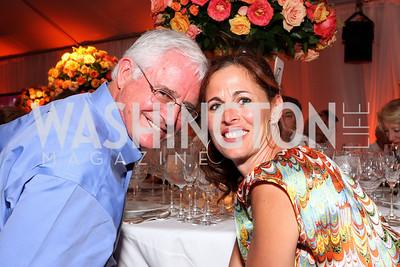 Jack Gansler, Michelle Freeman, Photograph by Betsy Spruill Clarke