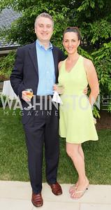 John Kenkel, Lissa Kenkel, Photograph by Betsy Spruill Clarke