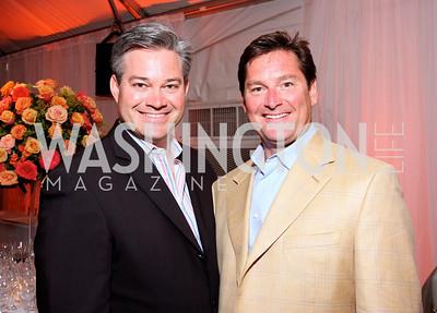 Mark Lowham, Joseph Ruzzo, Photograph by Betsy Spruill Clarke