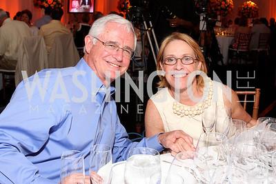 Jack Gansler, Marcia Carlucci, Photograph by Betsy Spruill Clarke