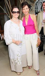 Claire Dwonskin, Dina Mackney, Photograph by Betsy Spruill Clarke