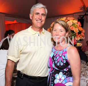 Mark Stavish, Wendy Starvish, Photograph by Betsy Spruill Clarke