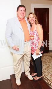 Doug Wagoner, Rayleen Wagoner, Photograph by Betsy Spruill Clarke