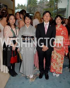 Yoko Watanabe, Shizuma Shigeto, Hideo Fukushima, Kaori Fukushima