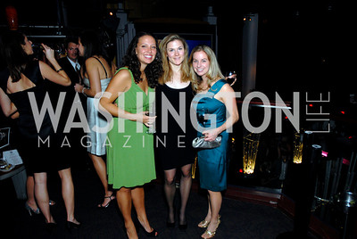 Saskia Gex, Jessica Harrington, Cassie Peters, Children's National Medical Center Dancing After Dark, Photo by Kyle Samperton