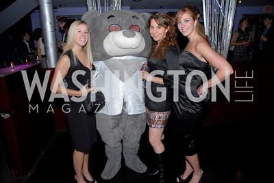 Emily Egel, Amy Senger, Amanda Sena, Children's National Medical Center Dancing After Dark, Photo by Kyle Samperton