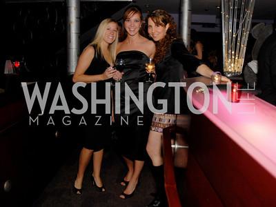 Emily Egel, Amanda Sena, Amy Senger, Children's National Medical Center Dancing After Dark, Photo by Kyle Samperton