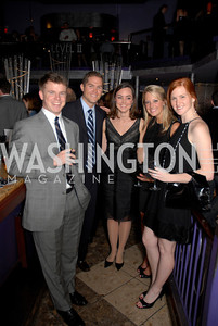 Daniel Hanks, Tom Frend, Catherine Albornoz, Lessi Frend, Lina Hanks, Children's National Medical Center Dancing After Dark, Photo by Kyle Samperton