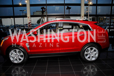 Kyle SSamperton,October 21,2009,Coleman Cadillac,CadillacSRX