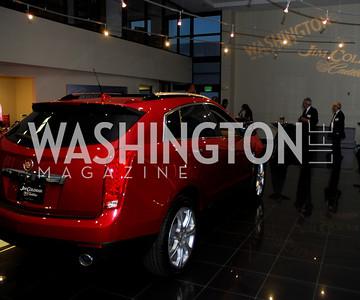 Kyle Samperton,October 21,2009mColeman Cadillac,Cadillac SRX