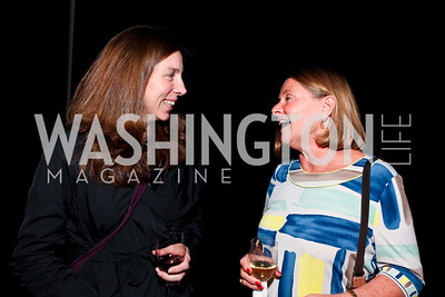 Sarah Cunningham, Susan Surkamer. 2009 Coming Up Taller Awardees Reception. Kennedy Center Terrace Gallery. November 3, 2009. photos by Tony Powell