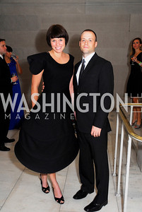 Betsy Lowther, Scott McCarthy. Photograph by Kyle Samperton,October 24,2009,Corcoran 1869