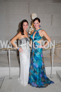 Barbara Merola, Taryn Fielder. Photograph by Kyle Samperton,October 24,2009,Corcoran 1869,