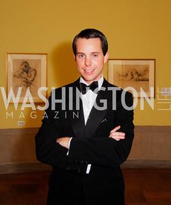Adam Ozmer. Photograph by Kyle Samperton,October 24,2009,Corcoran 1869,