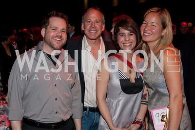 Cory Oberndorfer, Andres Tremols, Decoy, Philippa Hughes (Photo by Luke Christopher)