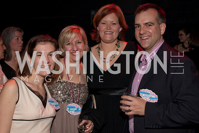 Tamara Fucile, Amy Hunter, Anne Corbett, Todd Watterson (Photo by Luke Christopher)