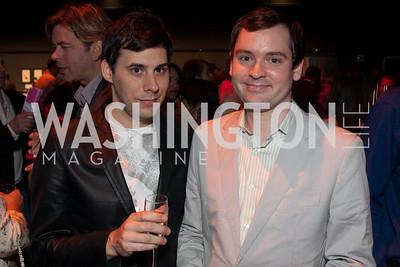 Chris Boutlier, Aaron Flynn (Photo by Luke Christopher)
