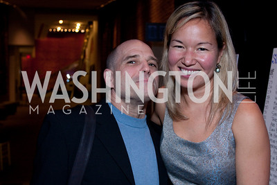 Tom Kochel, Philippa Hughes (Photo by Luke Christopher)