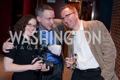 Susan Whitney, Sean Sands, Shawn Steffy (Photo by Luke Christopher)
