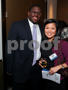 Donald Sherman, Ruth Kao. DC Vote's 11th Annual Champions of Democracy Awards. W Hotel. October 13, 2009. photos by Tony Powell