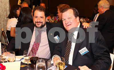 DC Shadow Senators Paul Strauss and Michael Brown. DC Vote's 11th Annual Champions of Democracy Awards. W Hotel. October 13, 2009. photos by Tony Powell