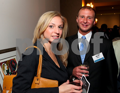 Christine Bannon, Mark Henry. DC Vote's 11th Annual Champions of Democracy Awards. W Hotel. October 13, 2009. photos by Tony Powell