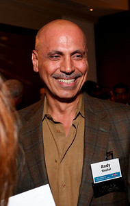 Andy Shallal. DC Vote's 11th Annual Champions of Democracy Awards. W Hotel. October 13, 2009. photos by Tony Powell
