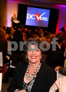 Carol Schwartz. DC Vote's 11th Annual Champions of Democracy Awards. W Hotel. October 13, 2009. photos by Tony Powell