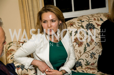Natalya Anfilofyev, (Photo by Betsy Spruill Clarke)