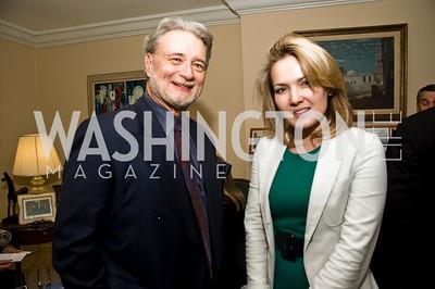 Phil Karber, Natalya Anfilofyev (Photo by Betsy Spruill Clarke)