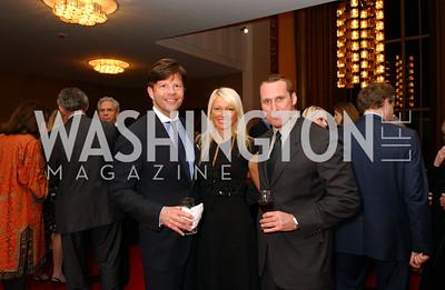 John Porter, Celisa Morin, Matt Davis, Photo by James Brantley
