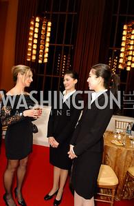 Tatiana Pope, Madeleine Lobjois, Christine Lee, Photo by James Brantley