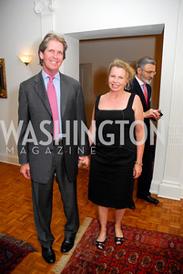 Chris Addison, Sylvia Ripley, Photograph by Kyle Samperton