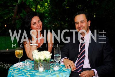 Svetla Jacques, Pierre Olivier Beshanel, Photograph by Kyle Samperton