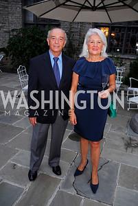 Kyle Samperton,September 15,2009,Farewell Party for Amb. Castellaneta at the Residence of the Italian Ambassador,CesaredeCarlo,Maria Pia deCarlo