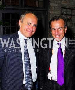 Kyle Samperton,September 15,2009,Farewell Party for Amb. Castellaneta at the Residence of the Italian Ambassador.Christopher  Isham,Paolo Valentino