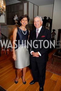 Kyle Samperton,September 15,2009,Farewell Party for Amb. Castellaneta at the Residence of the Italian Ambassador,Leila Castellaneta,Amb Aziz Mekouar